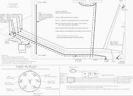 wiring diagrams trailer light plug electrical 7 pin tearing way