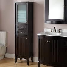Bathroom Linen Shelves Beautiful White Bathroom Linen Cabinets Palmetto Bathroom Linen