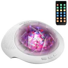 sound machine with light projector soaiy sleep sound machine aurora projector night light for kids
