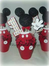 mickey mouse centerpieces 4 mickey mouse centerpieces by iseladecor on etsy childrens
