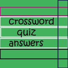 crossword quiz animals answers level 2 crossword quiz answers