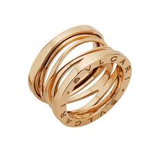 bvlgari rings online images Bvlgari b zero1 zaha hadid 18ct pink gold four band ring jpg