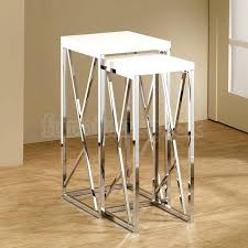 White Accent Table Modern Accent Tables Wood Accent Tables Inspire Q Modern Modern
