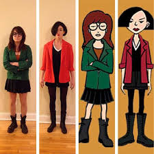 Halloween Costume Ideas With Friends Best 25 Daria Costume Ideas Only On Pinterest 90s Costume