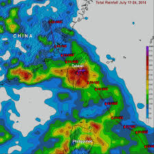 Rainfall Map Usa Taiwan Precipitation Measurement Missions