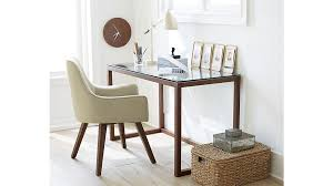 Crate And Barrel Desk by Harvey Chair Natural Crate And Barrel