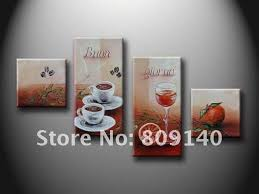 wall design kitchen canvas wall art photo kitchen canvas wall