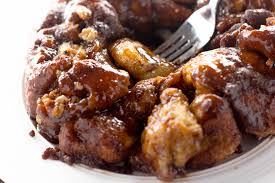 nutella and cream cheese stuffed monkey bread recipe and