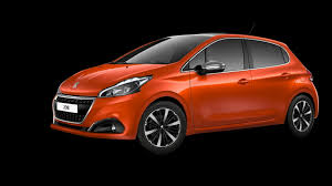 peugeot 208 red allure premium special edition added to peugeot 208 u0027s uk family