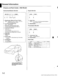 honda civic 2003 7 g workshop manual