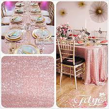 Pink Table L 12 X108 Blush Pink Sequin Table Runner Sequin