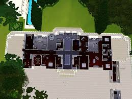 Beverly Hills Mansion Floor Plans Mod The Sims Fleur De Lys A Mansion Hidden Within Itself