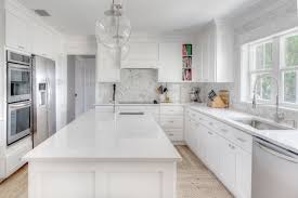 Amazing Kitchen Design Decorating White Cambria Torquay Countertop With Laminate Wood