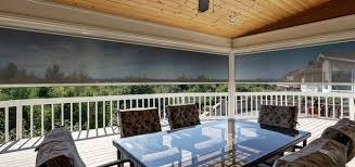 Nulmage Awnings Flexshade Zip Solar Screens Retractable Awning Dealers Nuimage