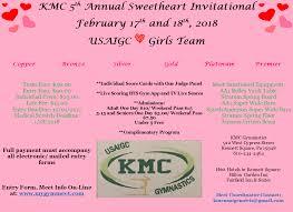 Invitational Cards Kmc Usaigc Team