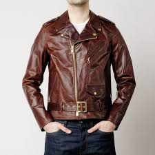 leather biker gear schott nyc classic american schott leather jackets brooklyn
