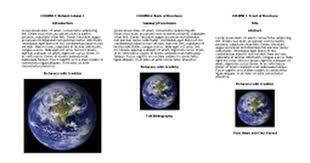brochure templates for docs science brochure templates fieldstation co