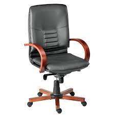 fauteuil bureau cuir bois bureau cuir bois 13 avec de bruneau mod le direction fauteuils et