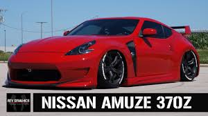 slammed nissan 370z nissan amuse 370z rev dynamics custom paint youtube