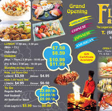Flaming Grill And Buffet Menu by Flaming Grill U0026 Supreme Buffet Home Trenton New Jersey Menu