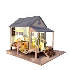 new 3d puzzles doll house lover house furniture handmade