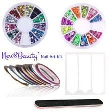 new8beauty nail art kit set u2013 new8store