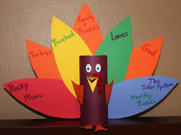 thanksgiving crafts for gallery handycraft decoration ideas