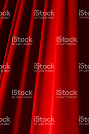 Theater Drop Curtain Red Drop Curtain 2016 Stock Photo 598782840 Istock