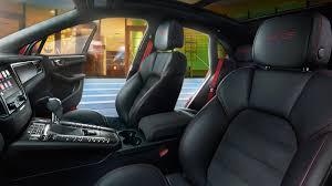 Porsche Macan Gts Black - porsche macan gts specs 2015 2016 2017 autoevolution