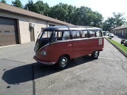 volkswagen microbus how to identify a 1951 1955 volkswagen deluxe microbus samba