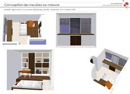 lit avec bureau coulissant lit sous estrade plan avec bureau coulissant estrade lit estrade lit