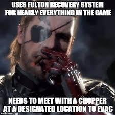 Metal Gear Solid Meme - metal gear challenge meme generator imgflip
