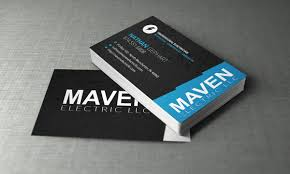 business cards print design web development and print design