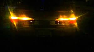 lexus sc300 bfi sc400 custom tail light turn signals youtube