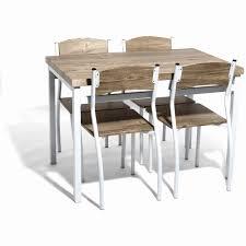 table et banc de cuisine tabouret de bar pas cher gifi élégant table avec banc cuisine