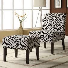 Zebra Chair And Ottoman Collection Zebra Chair And Ottoman Mediasupload
