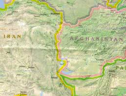 Southwest And Central Asia Map by Afghanistan Central Asia U2013 Middle East Laminated Wall Map Jimapco