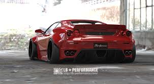 widebody ferrari liberty walk ferrari f430 widebody love it or it autocar