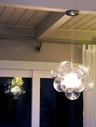 Cb2 Pendant Light by Diy Bubble Ball Chandelier Swing N Cocoa Diy Show Off Diy