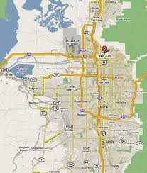 map of cities maps of salt lake city salt lake tourist and visitor center s