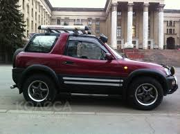 toyota rav4 convertible for sale great looking 1995 toyota rav4 with all the bells and whistles