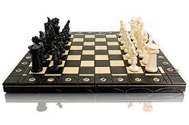 decorative chess set vikings decorative chess set 42x42 stunning chessboard unusual