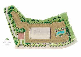 Atlanta Plan Source by Gables Midtown Gables Residential Communities