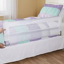 Dexbaby Safe Sleeper Convertible Crib Bed Rail White by Sleep Safety Babies