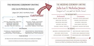 Printable Wedding Programs Free Make A Rustic Program Fan With Kraft Cards U0026 Twine