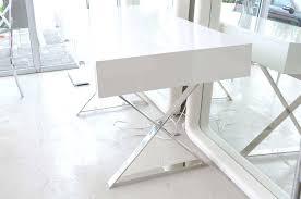 White Modern Desks Modern Office Desk White Modern Desk Freedom To With Modern Desk