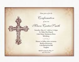 confirmation invitation confirmation invite etsy