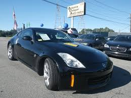 nissan 350z price new 2007 nissan 350z coupe in norcross ga atlanta unique auto sales