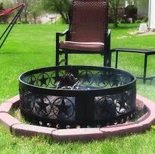 Backyard Fire Ring by Heavy Duty 36