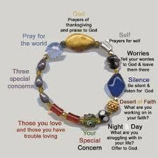 prayer bracelet images Prayer beads church pinterest prayer beads prayers and beads jpg